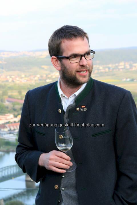 Nikolaus Saahs - Winzer Nikolaihof Wachau - Nikolaihof Wachau: US-Weinbewerter hat Österreichs Top-Weißweine gekürt (Fotocredit: Nikolaihof Wachau)