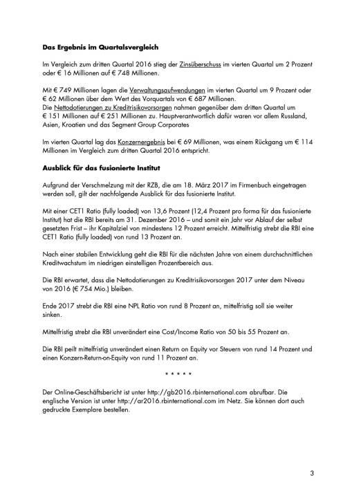 RBI: Konzernergebnis von 463 Millionen Euro, Seite 3/5, komplettes Dokument unter http://boerse-social.com/static/uploads/file_2161_rbi_konzernergebnis_von_463_millionen_euro.pdf