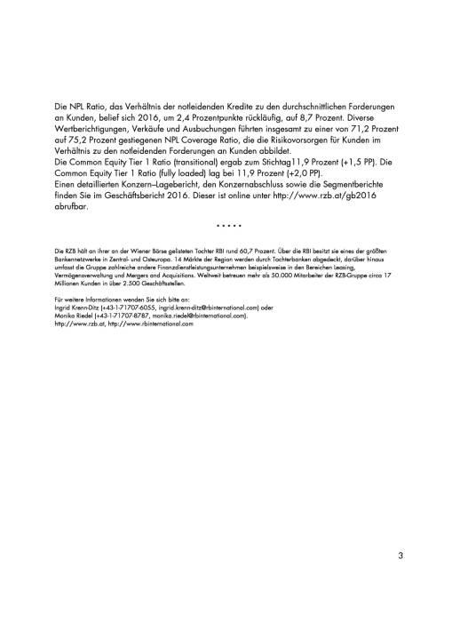 RZB: Konzernergebnis 2016, Seite 3/4, komplettes Dokument unter http://boerse-social.com/static/uploads/file_2162_rzb_konzernergebnis_2016.pdf