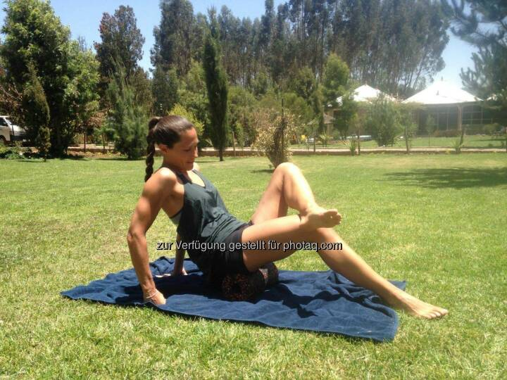 Monika Kalbacher, Workout, Training, Gymnastik