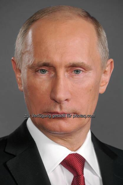 Präsident der Russischen Föderation Wladimir Putin - Botschaft der Russischen Föderation: Telegramm von Präsident Wladimir Putin an die Teilnehmerinnen und Teilnehmer der Special Olympics-Welt-Winterspiele 2017 (Fotocredit: www.kremlin.ru), © Aussender (16.03.2017)