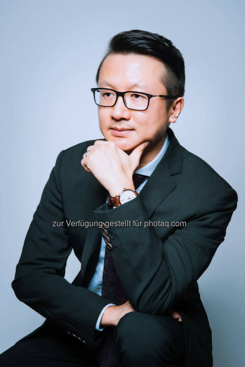 Oscar Jiang Jing ist der neue Geschäftsführer bei PTV China in Shanghai - PTV Group: PTV Group in China im Aufwind (Fotocredit: obs/PTV Group)