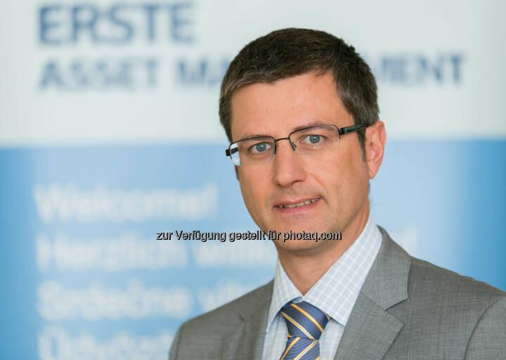 Harald Egger, Chief Analyst der Erste Asset Management (Fotocredit: Erste Asset Management)