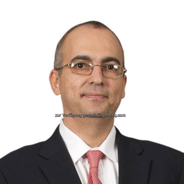 Thanos Bardas, Head of Global Rates und Portfolio-Manager beim unabhängigen US-Asset-Manager Neuberger Berman (Fotocredit: Neuberger Berman), © Aussender (16.03.2017)