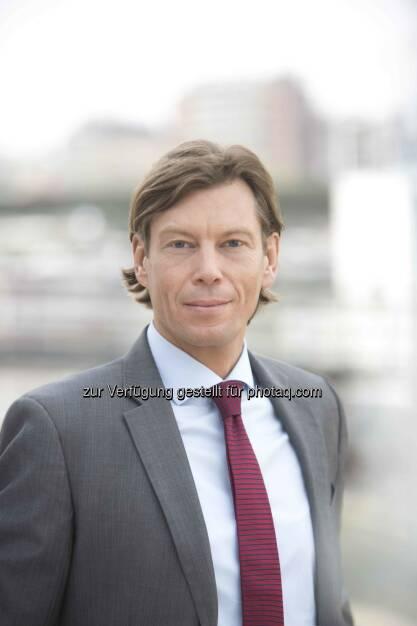 Thomas Polak, Chief Innovation Manager bei UNIQA - UNIQA Insurance Group AG: UNIQA beteiligt sich an Start-Up FragNebenan.com (Fotocredit: UNIQA / Titz), © Aussender (17.03.2017)