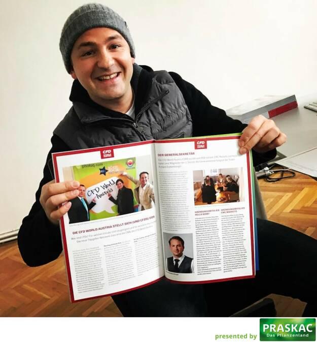 Richard Dobetsberger CFD World Austria http://www.boerse-social.com/magazine (18.03.2017)