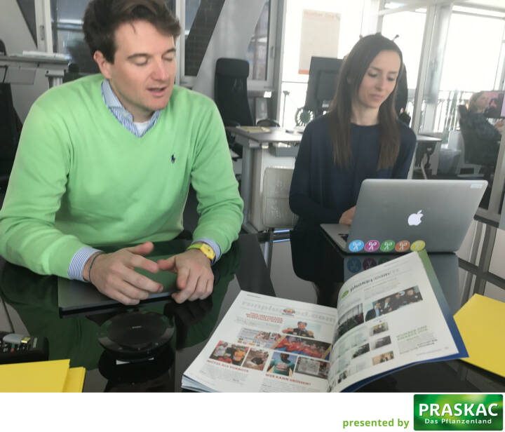 Maxi Nimmervoll und Lorena Leimberger, Tailored Apps