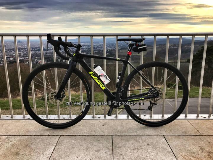 Fahrrad, CX, Trittwerk