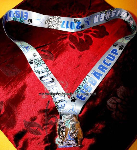 Medaille, Eisbärcup (20.03.2017)