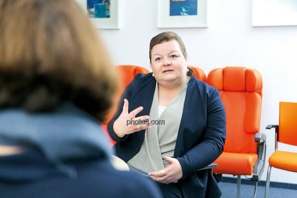 Karin Gregor, Großkunden-Bereichsleiterin bei ING-DiBa Austria (Bild: Martina Draper, photaq.com), © Aussender (21.03.2017)