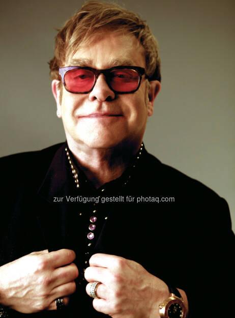 Pop Giganten: Elton John: Am 25. März feiert der Weltstar seinen 70. Geburtstag. Sendetermin: Dienstag, 28.03.2017 um 22:15 Uhr bei RTL II. - RTL II: Am 28. März bei RTL II: Pop Giganten: Elton John (Fotocredit: RTL II), © Aussendung (23.03.2017)