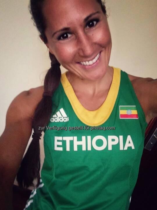 Monika Kalbacher, Äthiopien