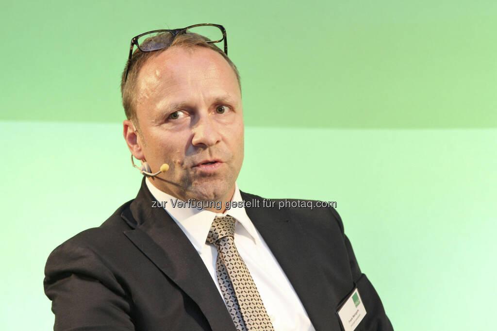 Frank Weingarts (UniCredit), © Norbert Novak für das ZFA (14.05.2013)