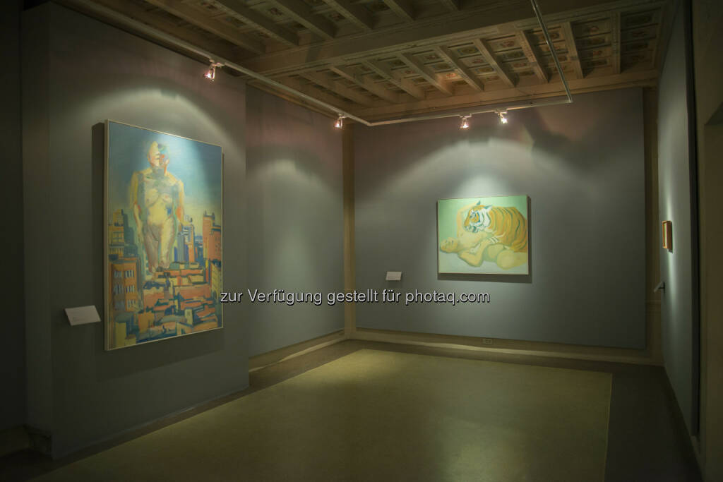 "Albertina: ""Maria Lassnig – Woman Power"" in den Uffizien Florenz (Fotocredit: Albertina, Wien), © Aussender (24.03.2017)"
