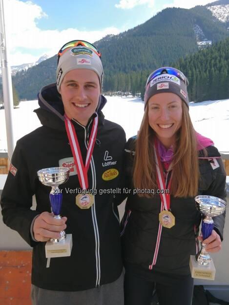 Paul Gerstgraser, Teresa Stadlober (27.03.2017)