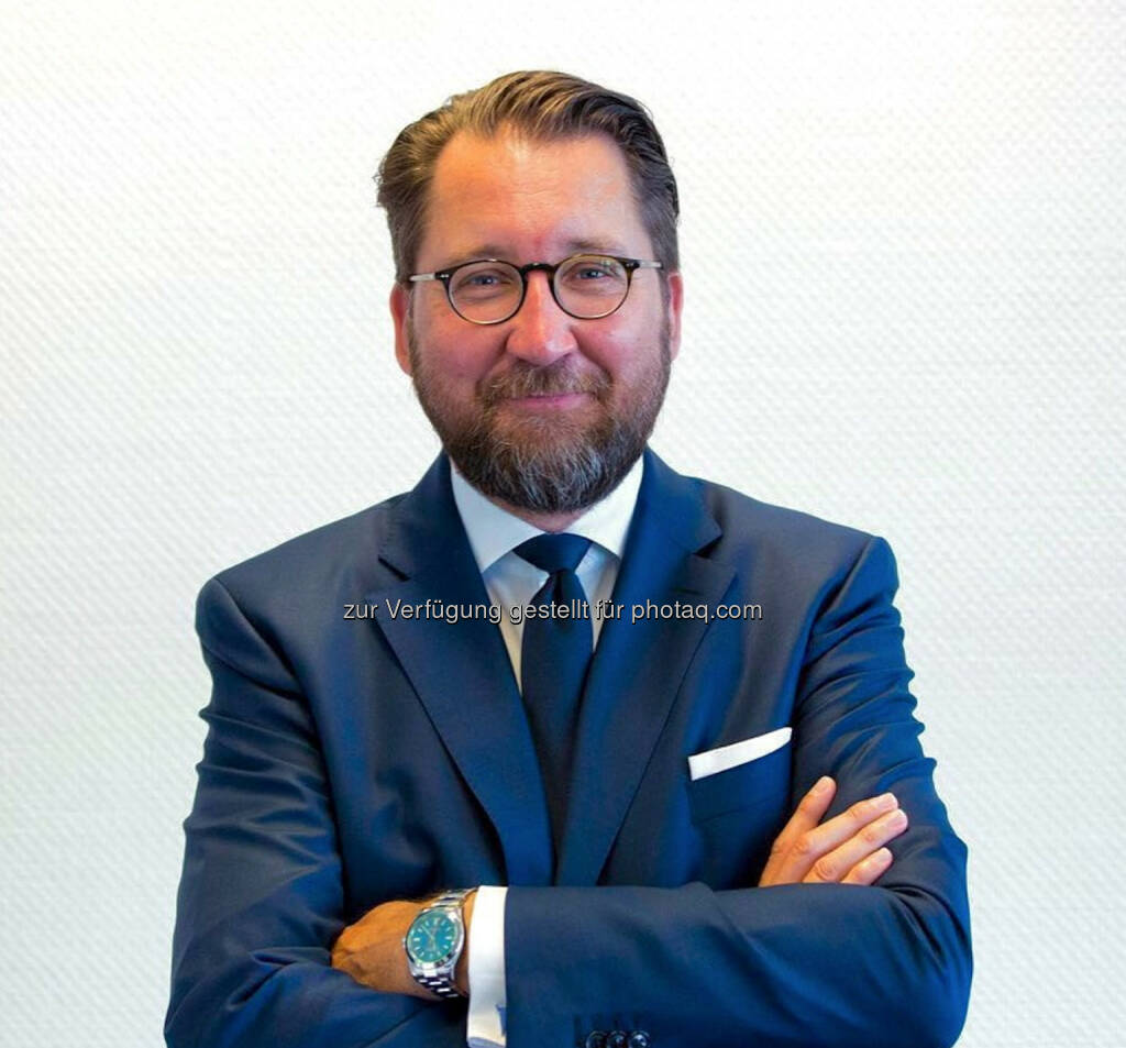 Martin Füllenbach, Neo-CEO Semperit (27.03.2017)
