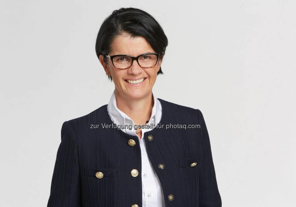 Bundesspartenobfrau Petra Nocker-Schwarzenbacher - WKÖ - Wirtschaftskammer Österreich: WKÖ-Nocker-Schwarzenbacher über vida-Kritik verwundert (Fotocredit: Helge Kirchberger), © Aussender (29.03.2017)