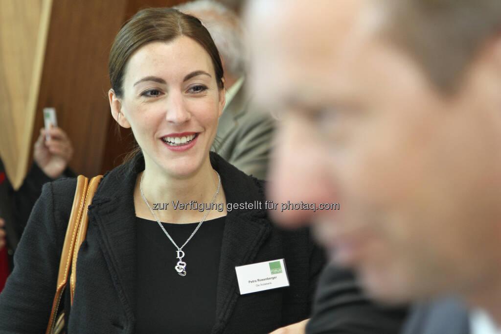 Petra Rosenberger (Ärztebank), © Norbert Novak für das ZFA (14.05.2013)