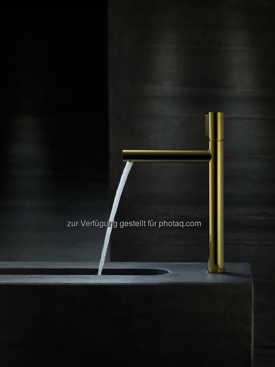 Höchste Auszeichnung für herausragende Designleistungen: AXOR wurde mit dem iF gold award für die Zero und Select Stilvarianten der neuen Armaturenkollektion AXOR Uno prämiert.  - Hansgrohe SE: iF Design-Ranking 2017: Hansgrohe Group bestplatziertes deutsches Unternehmen (Fotocredit: Hansgrohe SE/AXOR)