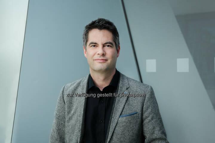 Gero Niemeyer, 43, wird mit 1. April 2017 die Aufgabe des Geschäftsführers Finanzen (CFO) im Vorstand von T-Mobile Austria übernehmen - T-Mobile: Gero Niemeyer neuer CFO von T-Mobile (Fotograf: Marlena König / Fotocredit: T-Mobile)