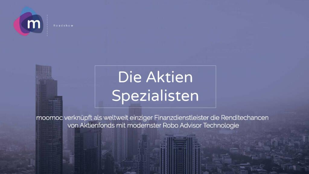 Präsentation moomoc - Die Aktien Spezialisten (30.03.2017)