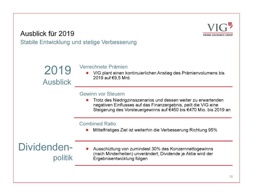 Präsentation VIG - Ausblick 2019 (30.03.2017)