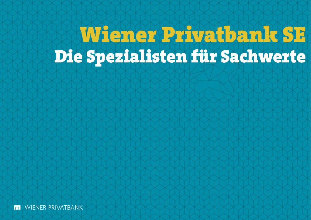 Präsentation Wiener Privatbank - BSN Roadshow #68 (30.03.2017)