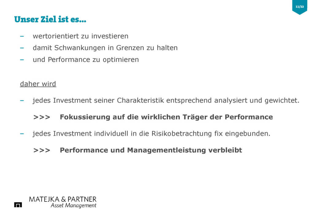 Wiener Privatbank - Unser Ziel ist es... (30.03.2017)