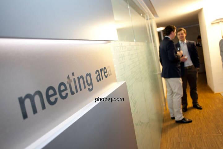BSN Roadshow #68 Wiener Privatbank, meeting area