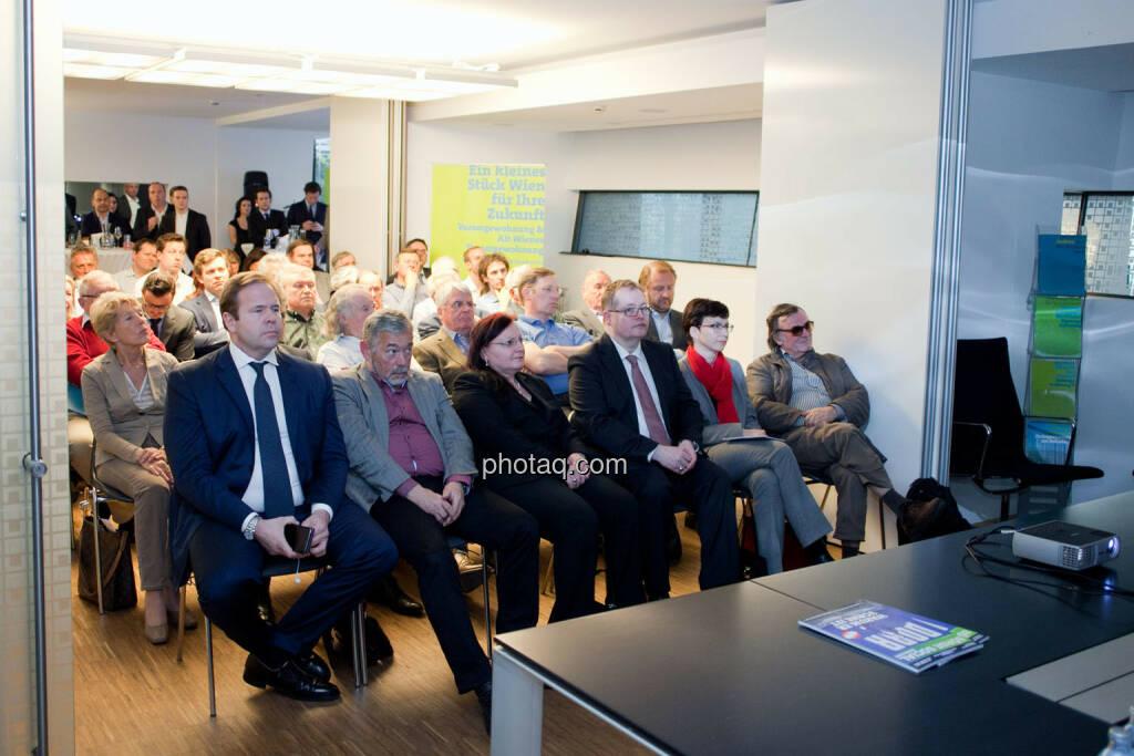 BSN Roadshow #68 Wiener Privatbank, Publikum, © Michaela Mejta/photaq (31.03.2017)