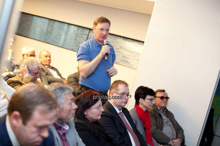 BSN Roadshow #68 Wiener Privatbank, Frage