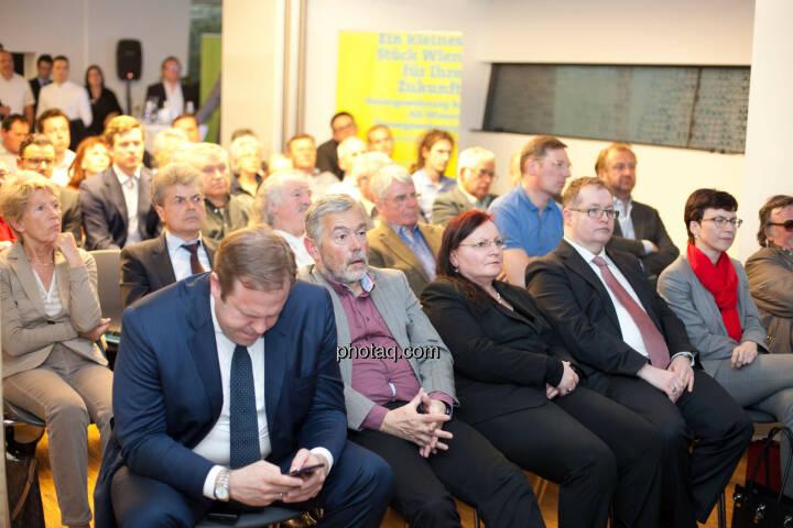 BSN Roadshow #68 Wiener Privatbank, Publikum