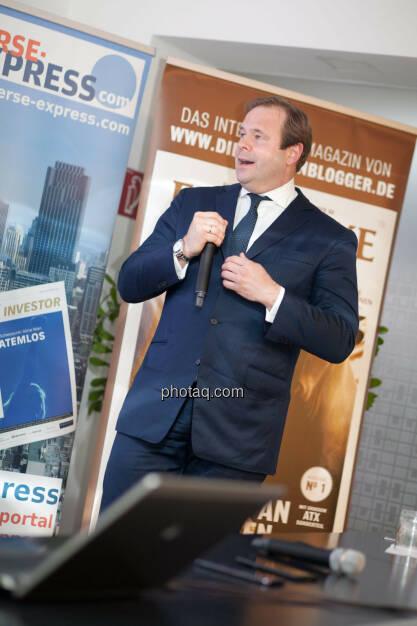 Klaus Umek (Petrus Advisers), © Michaela Mejta/photaq (31.03.2017)