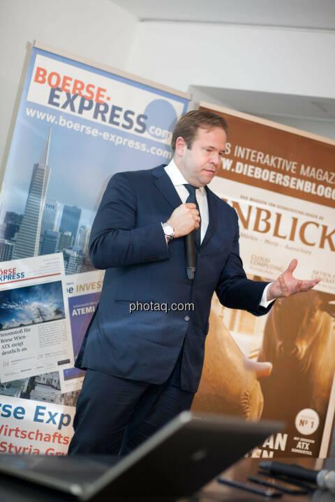 Klaus Umek (Petrus Advisers)