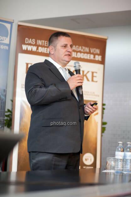 Eduard Berger (Wiener Privatbank), © Michaela Mejta/photaq (31.03.2017)