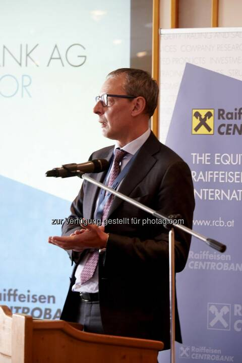 Wilhelm Celeda, CEO der RCB in Zürs (Fotocredit (RCB)