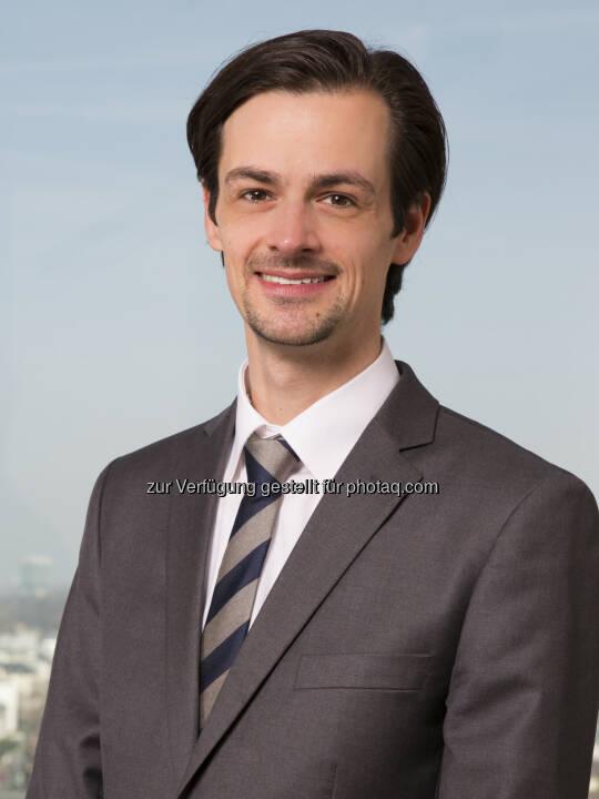 Jens Böhnlein ist Leiter des neu geschaffenen Bereichs Office Solutions & Design bei CA Immo - CA Immobilien Anlagen AG: CA Immo baut Asset Management aus (otograf: Markus Diekow, Frankfurt / Fotocredit: CA Immo)
