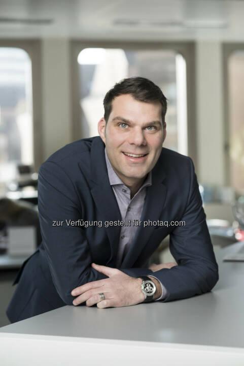 Kai Gerwig, Geschäftsführer von news aktuell (Schweiz) AG - news aktuell (Schweiz) AG: news aktuell (Schweiz) AG ernennt Eljub Ramic zum stellvertretenden Geschäftsführer (FOTO) (Fotocredit: obs/news aktuell (Schweiz) AG/Christian Beutler, KEYSTONE)