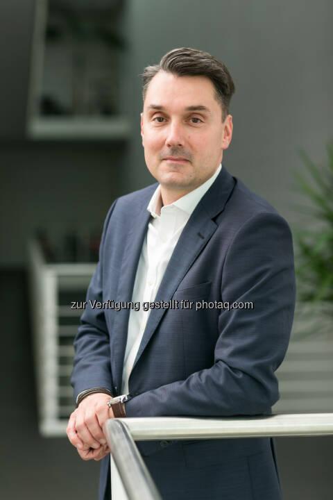 Martin Ruppmann, Geschäftsführer VKE-Kosmetikverband - VKE-Kosmetikverband: Prestigekosmetik 2016: Umsätze hinken Erwartungen hinterher (Fotograf: Thomas Rafalzyk / Fotocredit: VKE-Kosmetikverband)