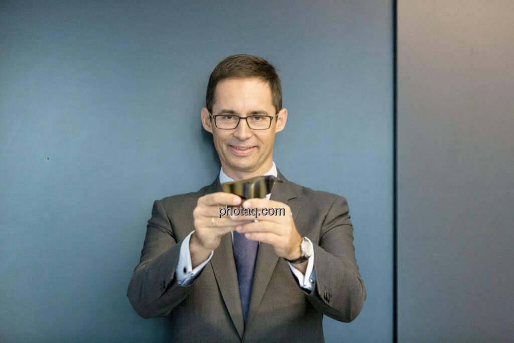 Stefan Doboczky (CEO Lenzing), Bulle - Börse Social Magazine #3 (07.04.2017)