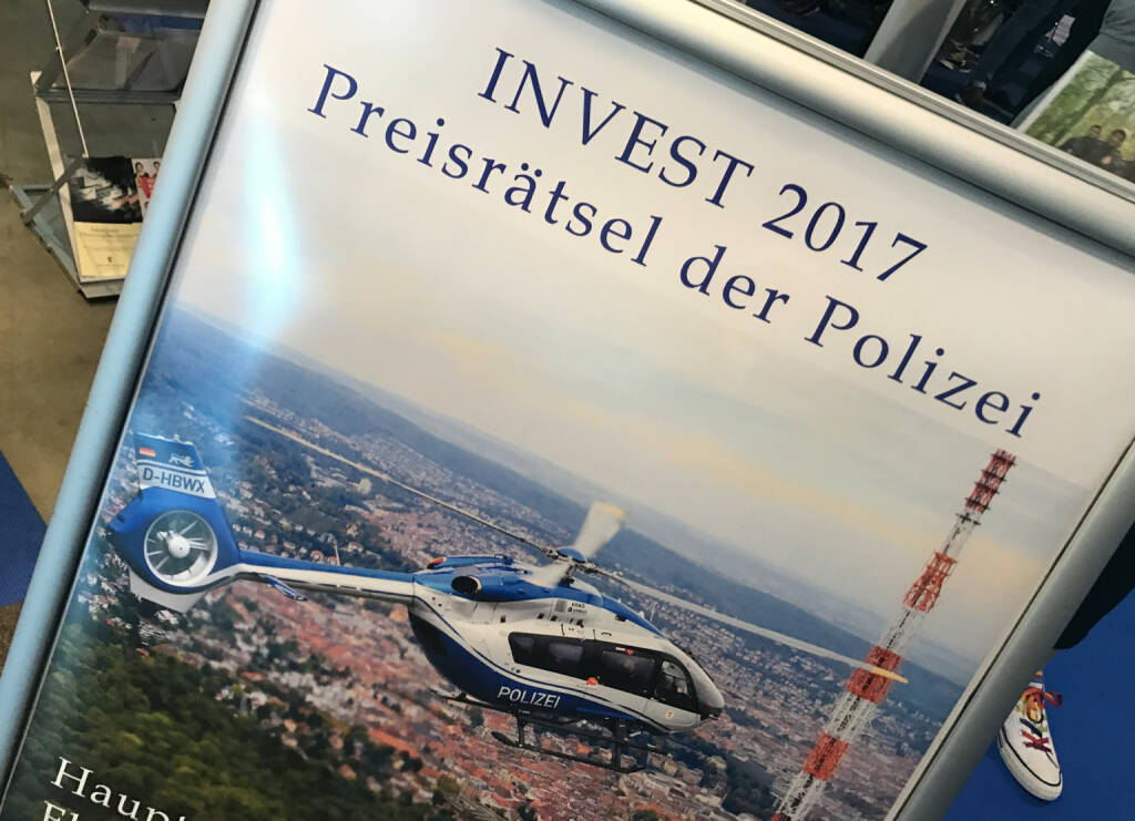 Invest 2017 Polizei Rätsel (09.04.2017)