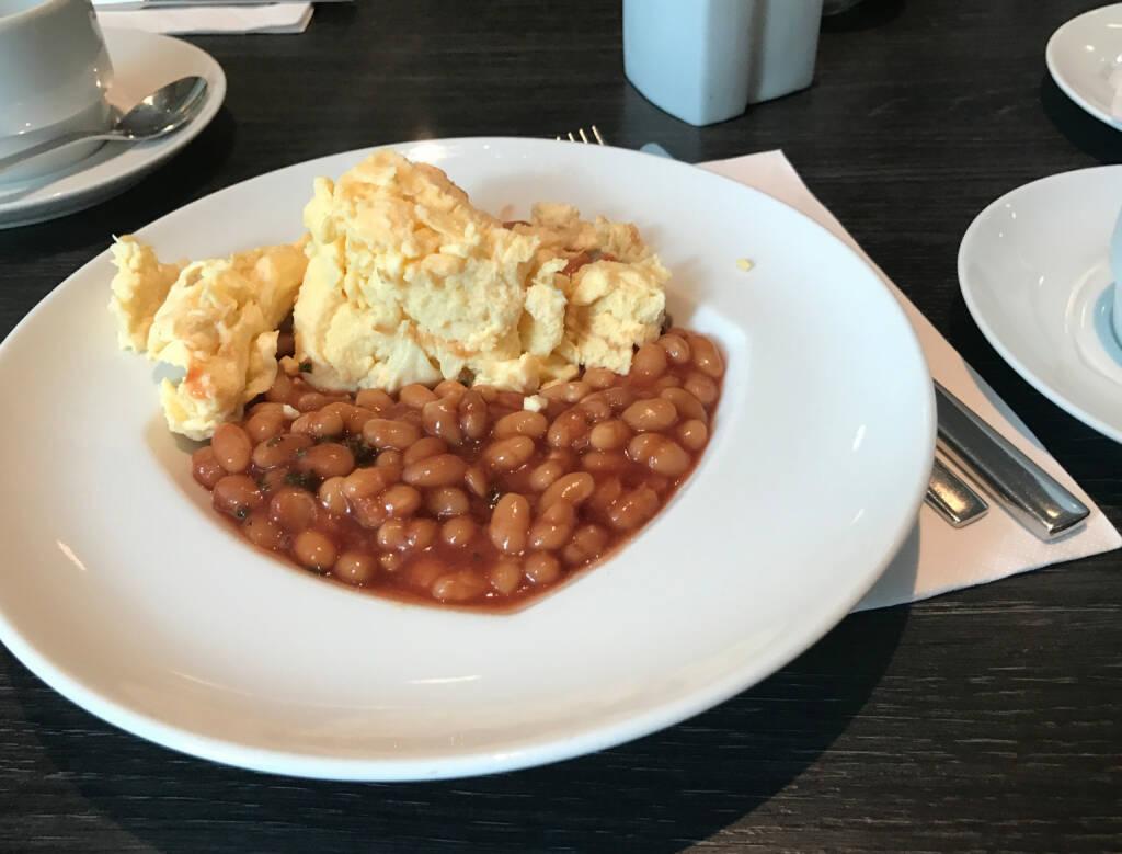 Baked Beans mit Ei (09.04.2017)