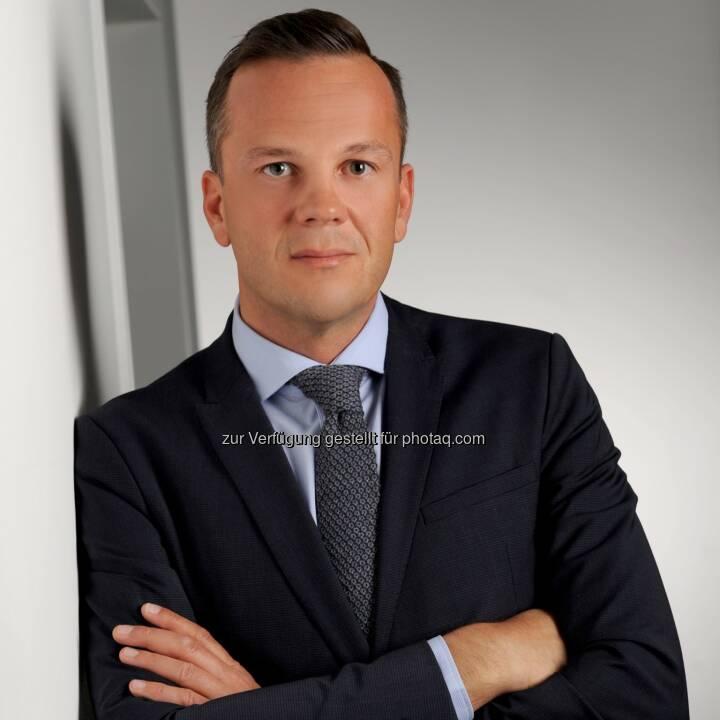 Markus Kosche, 39, wird mit 1. Mai Vertriebsleiter Privatkunden, Geschäftskunden und Freie Berufe der UniCredit Bank Austria. (Fotocredit: UniCredit Bank Austria AG)
