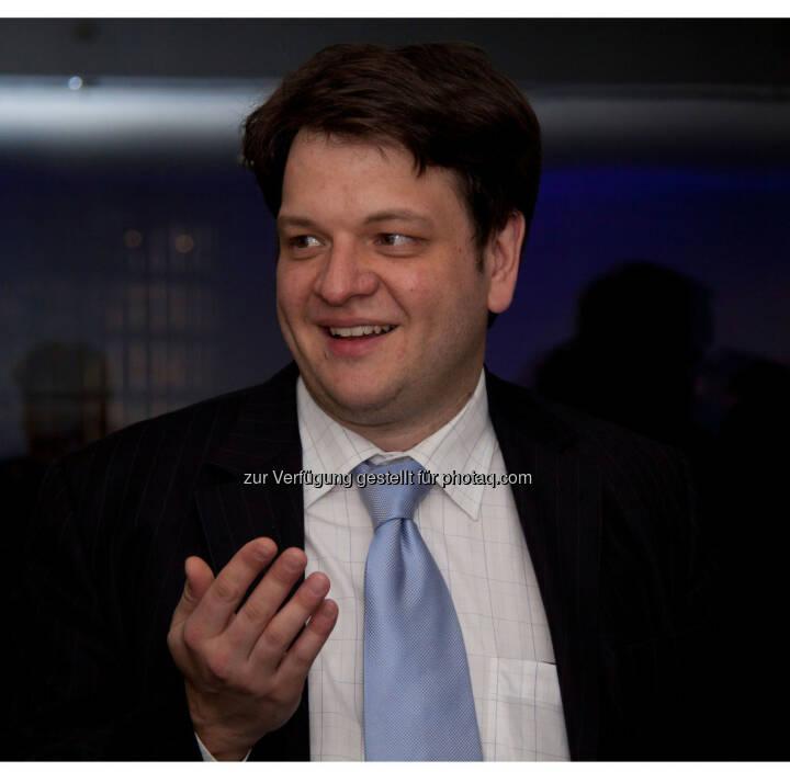 Mag. Franz-Nikolaus Hörmann (41) übernimmt ab 15.04.2017 den Vorstandvorsitz in der s Wohnbaubank AG. (Fotocredit: fotodienst/Sarah-Maria Kölbl)