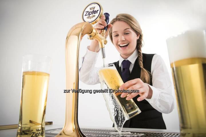 Brau Union Österreich AG: Zipfer Zapf Masters 2017: Wer zapft Österreichs bestes Bier? (Bild: Brau Union Österreich)