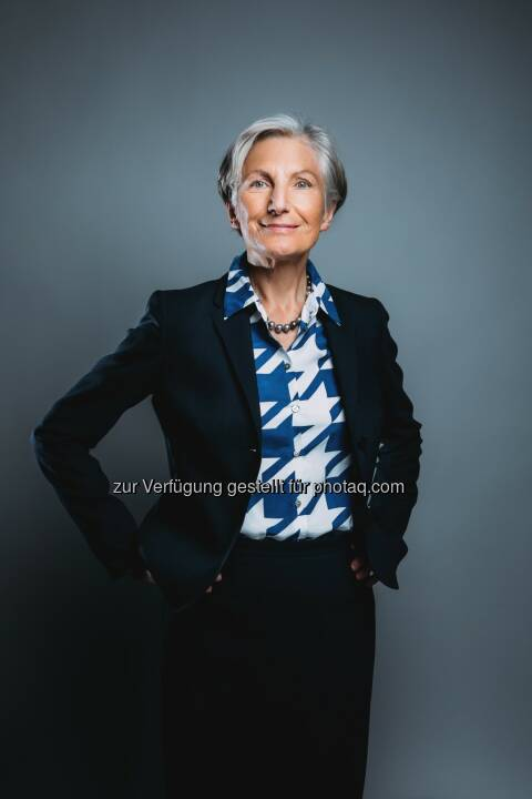 """Irmgard Griss bekommt neue Live-Show auf PULS 4: """"Im Namen des Volkes"""" (Bild: ProSiebenSat.1 Puls 4 / Jan Frankl)"""