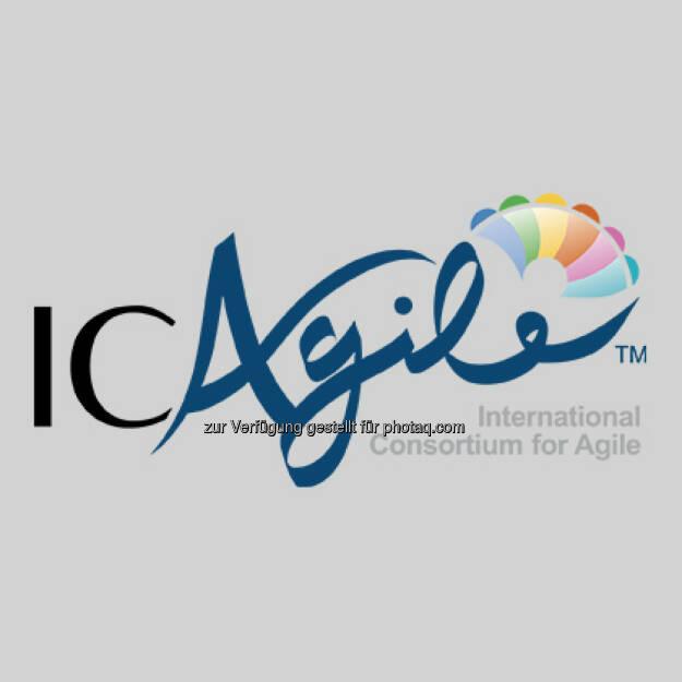 Offizielles Logo und Schriftzug ICAgile - ANECON Software Design und Beratung G.m.b.H.: ANECON und ICAgile etablieren gemeinsam agile Learning Journeys im CEE Raum (Fotocredit: ICAgile), © Aussendung (20.04.2017)