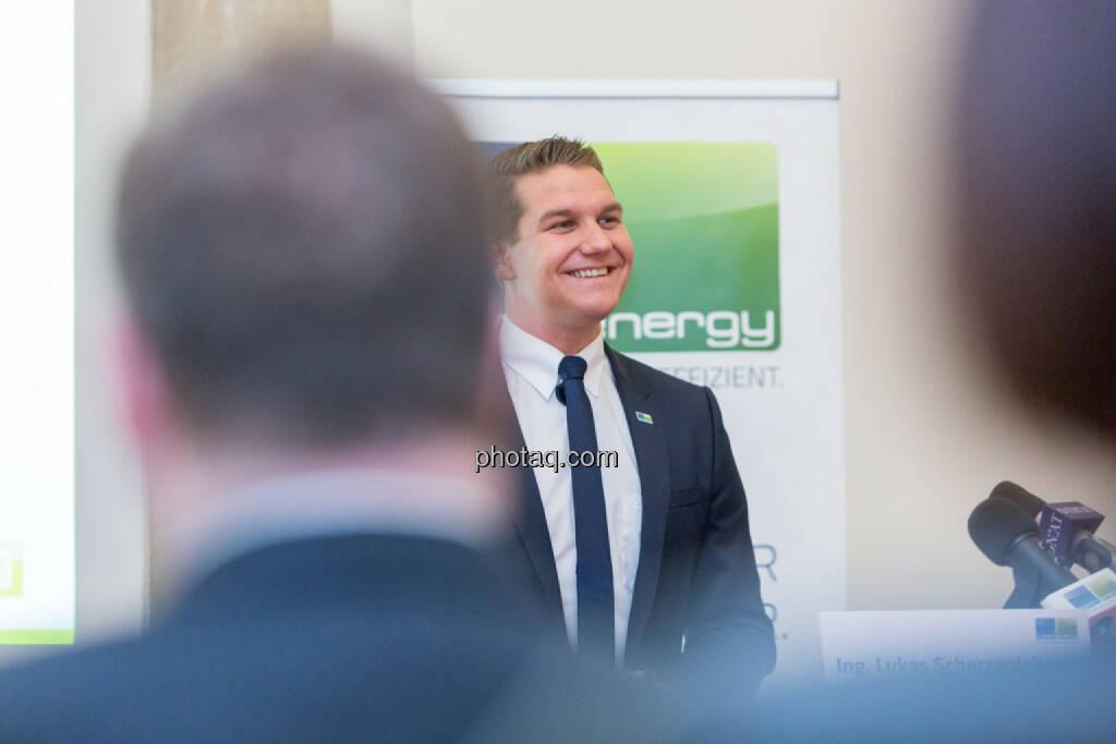 Lukas Scherzenlehner (Cleen Energy), © Martina Draper/photaq (20.04.2017)