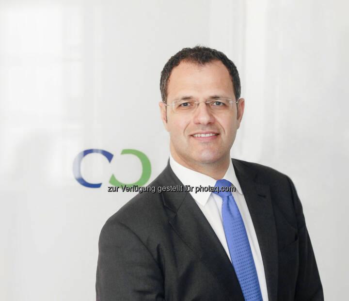 Dr. Michael Tawrowsky, Country Manager Coface Austria - Coface: Frexit: Gefahr für österreichische Wirtschaft? (Fotograf: Bianca Gadnik / Fotocredit: Coface)