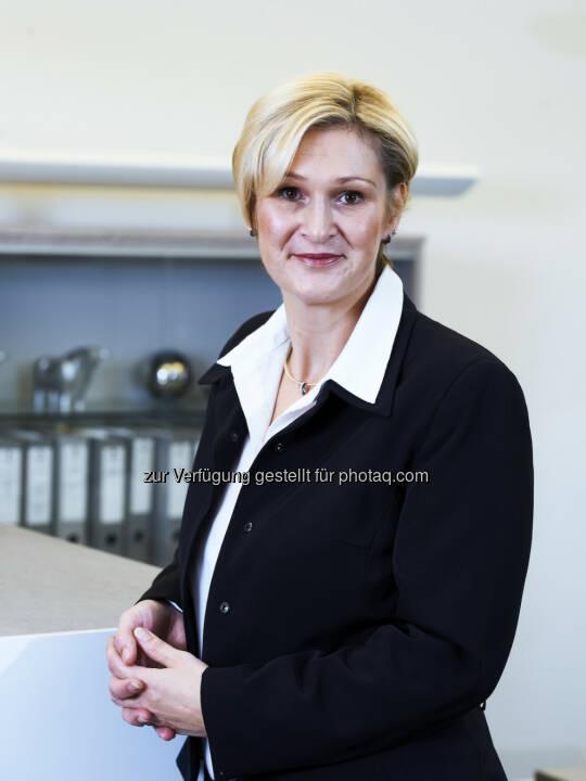 Andrea Bodner, Vermögensberaterin bei der Partner Bank - Die Marken-Architekten: Jedes 3. Depot bei der Partner Bank ist weiblich (Bild: Partner Bank)